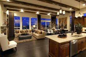 contemporary open floor plans contemporary open floor plans open floor plan house ideas 4
