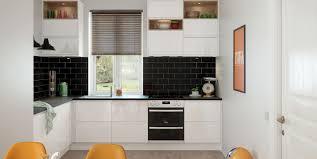 how to design a monochrome kitchen