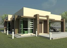 modern one house plans small house design for modern and traditional model for idea to