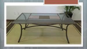 Kohl S Patio Furniture Sets - kohls coronado dining table youtube