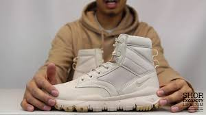Jual Nike Sfb nike sfb 6 nsw leather oatmeal unboxing at exclucity