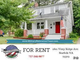 2801 vimy ridge ave norfolk va 23509 for rent by the hampton roads