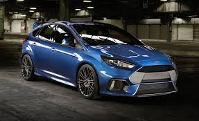ford jeep 2016 price 2016 ford focus rs official photos and info u2013 news u2013 car and driver