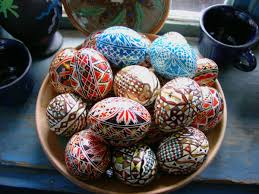 custom easter eggs other decorated easter eggs colorful colors tradition romania