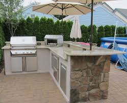 portable outdoor kitchen island l shaped outdoor kitchen kits glass front cabinets white