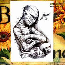 online get cheap tattoo mummy aliexpress com alibaba group