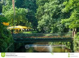 Hotels In Baden Baden Romantic Bridges Over The Oos River In The City Park Of Baden