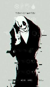 gaster the who speaks in w d gaster imagenes