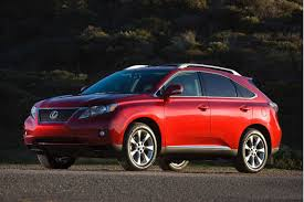 lexus rx model year changes lexus reveals updated 2011 lineup small changes for all