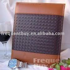 professional leather photo albums new professional brown brown woved pu leather cover photo