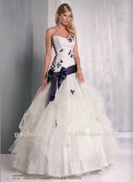 purple white wedding dress white with purple wedding dresses oasis fashion