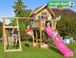 Playsets Outdoor Wooden Outdoor Playsets Crazy Playhouse Climb