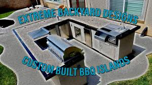 BBQ Islands Ontario Extreme Backyard Designs YouTube - Extreme backyard designs