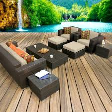 Patio Furniture Walmart Clearance by Patio Ideas Pasadena Lounges W Fire Outdoor Patio Furniture