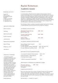 Resume Template Latex Academic Resume Templates Latex Templates Curricula Vitaersums