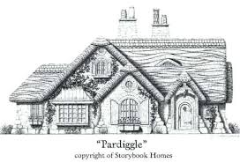 fairytale house plans fairytale cottage house plans storybook home plans fairy tale
