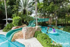 lazy river at the laguna pool at the turnberry isle miami