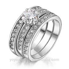 fashion wedding rings images Special silver plated boy fashion sterns wedding rings buy jpg