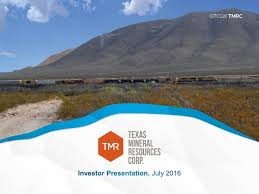 Texas travel meaning images Texas mineral resources corp otcqx tmrc investor presentation jpg