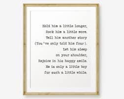 baby boy poems boy poem etsy