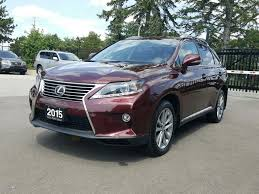 lexus pre owned ontario used cars sales in mississauga ontario