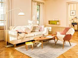 Danish Design Wohnzimmer Micasa Wohnzimmer Ausgestattet Mit 3er Sofa Diener Und Sessel