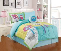 owl bedding for girls animal print bedding for kids u2013 ease bedding with style
