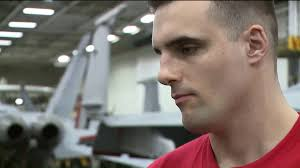 life at sea meet petty officer 2nd class michael schuler wnep com