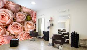 create a wall create a wall twitter the desired ambience in your hairsalon using wall murals https www createawall co uk hair salon barbers wall murals pic twitter com xtejbcz0ea