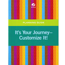 it u0027s your journey customize it planning guide