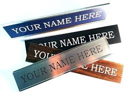 Name Plates For Office Desk Desk Name Plates Medium Size Of Office Desk Signs Standing