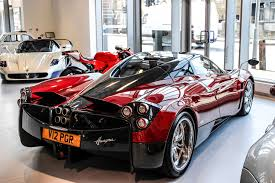 pagani back pagani cars wallpapers ultra high quality wallpapers