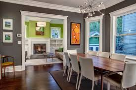 dining room trim ideas contemporary dining room with crown molding by board and vellum