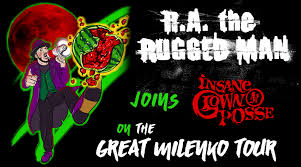 Rugged Warehouse Greensboro R A The Rugged Man Joins Insane Clown Posse On