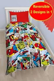 Marvel Bedding Marvel Duvet Covers U2013 De Arrest Me