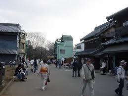 yesterdayeternal edo tokyo architecture museum