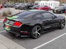 2013 ford mustang gt 5 0 for sale 2015 ford mustang gt premium sherrod coupe 5 0l ti vct v8 std