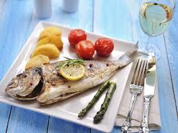 Fish Mediterranean Style Mediterranean Diet Health Benefits Health