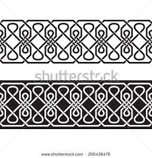 renaissance ornament stock vector 10293517