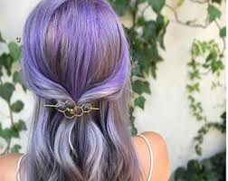 hair bun clip hair clip bun pin mini honeycomb brass handmade hair bun slide