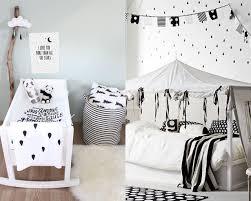 chambre fille noir et blanc chambre enfant noir et blanc maison design bahbe com
