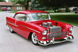 first chevy photo 55 chevy after first trip to goodguys 1955 chevy bel air