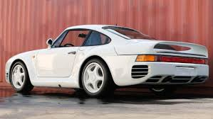 1988 porsche 959 for sale 1932306 hemmings motor news