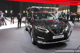 qashqai nissan 2017 2017 nissan qashqai front at the 2017 geneva motor show indian
