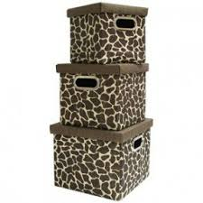 large decorative storage boxes foter