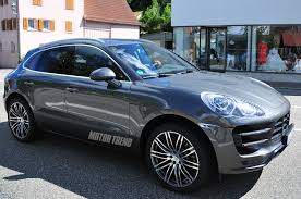 macan porsche for sale porsche projecting china growth on popularity of macan suv