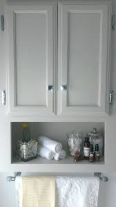bathroom wall cabinet with towel bar white rail rack lawratchet com