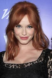 best haircut for a long neck christina hendricks shows round face long neck hairstyles how to