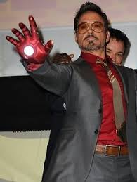 Tony Stark Halloween Costume Knees Domme Parties