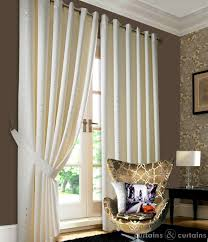 Livingroom Curtain Ideas Living Room Best Living Room Drapes Heavy Jacquard Ivory Cream